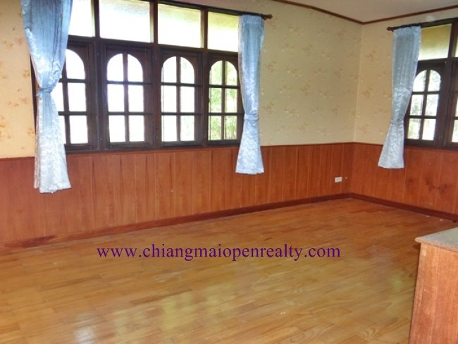 [H03] House and rice mills for sale @ Phrao.