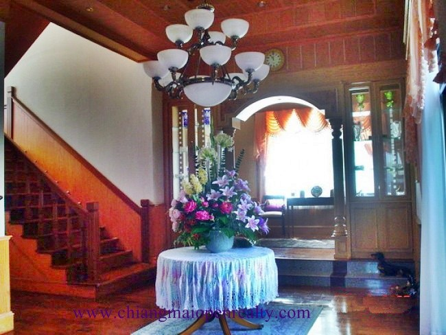 [H11] 3 Bedroom house for sale @ Saraphi.