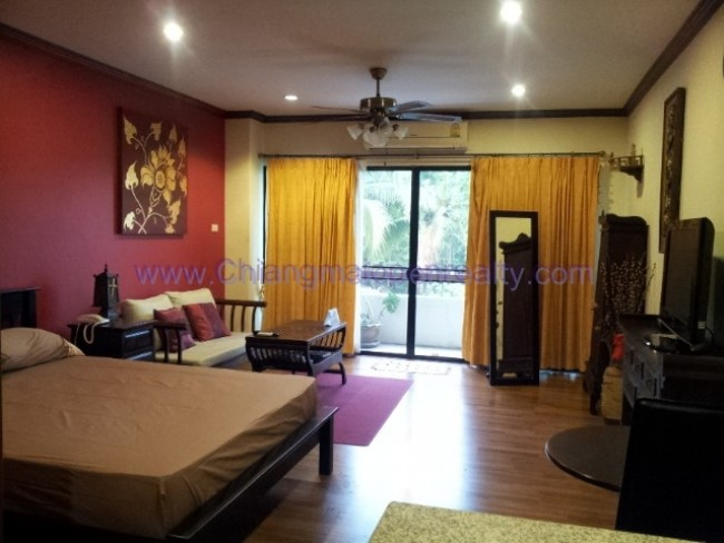 [CK205] Studio FOR RENT @ Karnkanok 3 – Available -