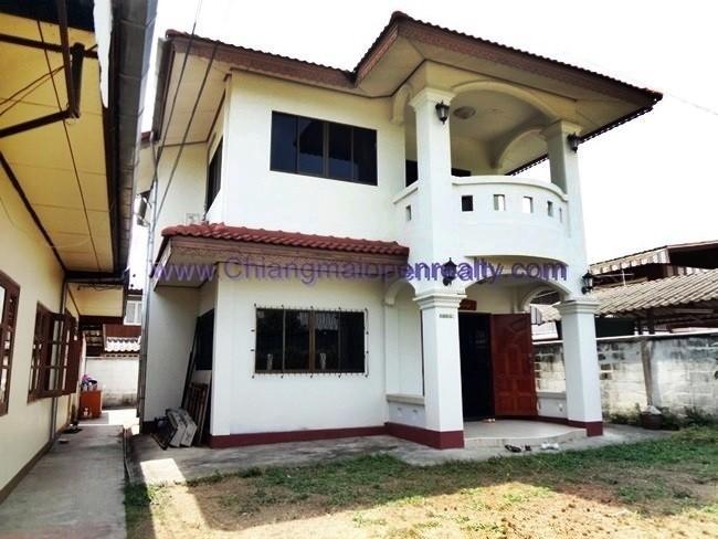 [H92] House for sale @ Sanpranet Sansai.