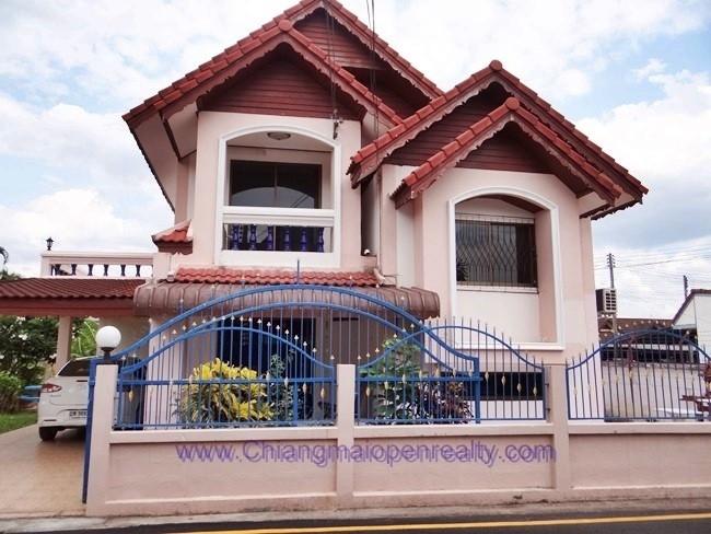[H97] House for Rent @ Alongkorn