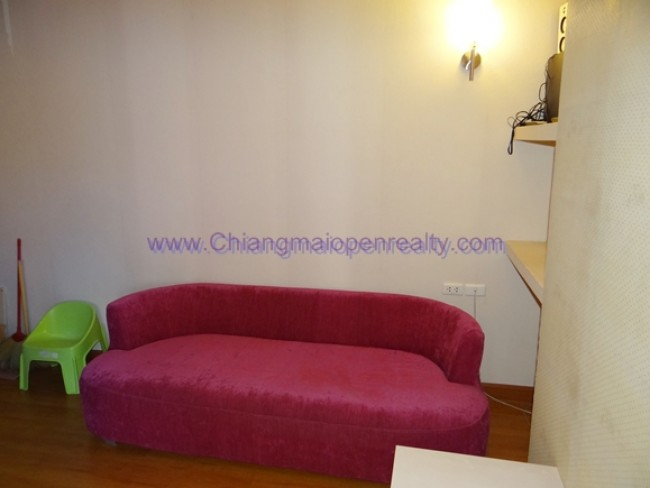 [CH303]1 bedroom FOR RENT – SALE @ hillside8 Payap