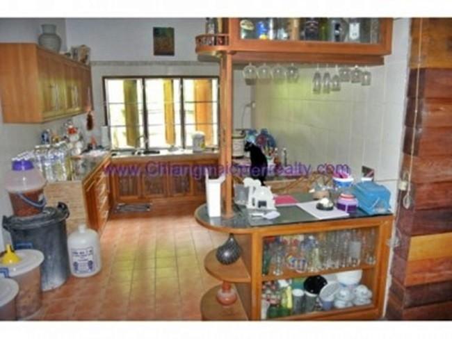 [H109] Teak house for Sale @Maetang.