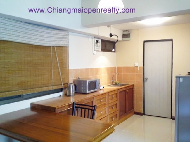 [CDP202]  1 Bedroom for rent @ Doi Ping condo. – Unvailable 1 April . 2018-