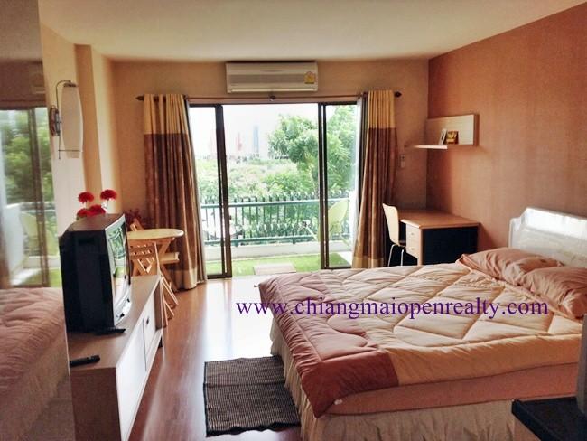 [CH508] Studio for rent @ Hillside Condo 7.-Unavailable Feb.15-