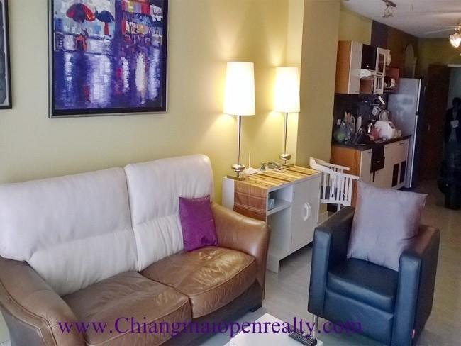 [CH1403] 2 bedrooms for rent @Hillside condo.
