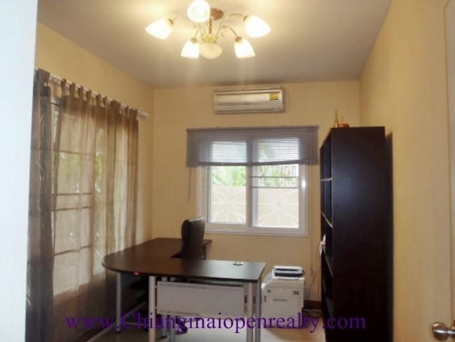 [H189] House for rent @ Moobaan Sansaran.