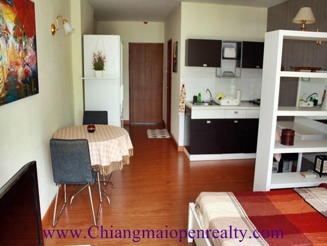 [CH205] Studio for rent @ Hillside Condo.