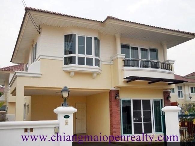 [H214] House FOR Rent @ Moobaan Suphalai.