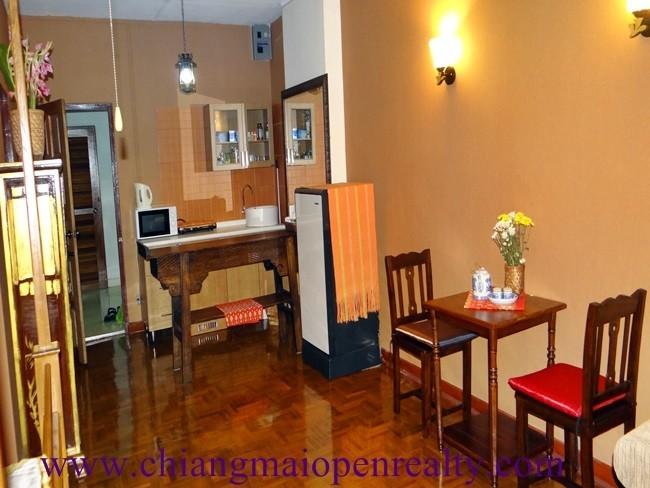 [CR029] Studio for rent @Riverside condo.