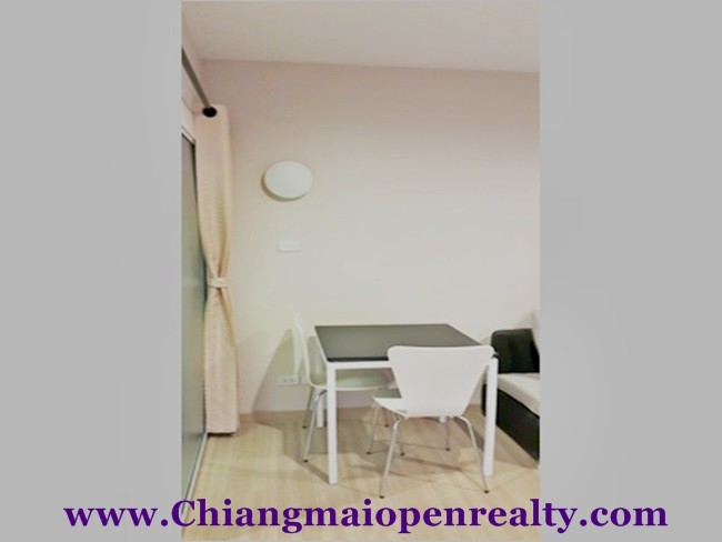 [CO401] 1 Bedroom for Rent @ One Plus Klong Chon 2