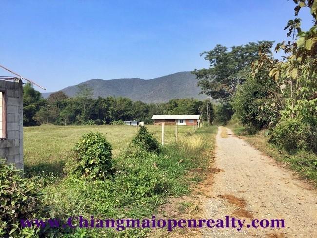[L43] Land for sale @San Kamphaeng.