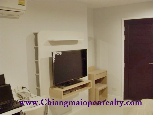 [CPR416] 1 Bedroom for rent @Punna Residence CMU.