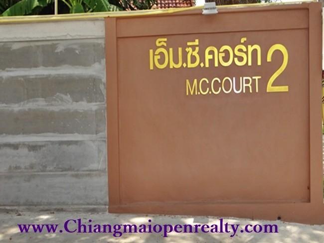 [MCC206] Studio for rent @ M.C.Court 2.
