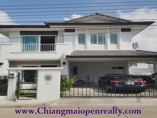 [H242] House For Rent-Sale @Siwalee.