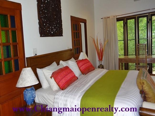 [HVS002] Traditional Lanna architecture boutique resort – Jasmine Hills Villas & Spa