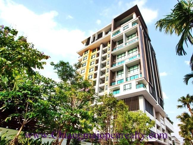 [The Shine712] Luxury and modern furnished @ THE SHINE Condominium