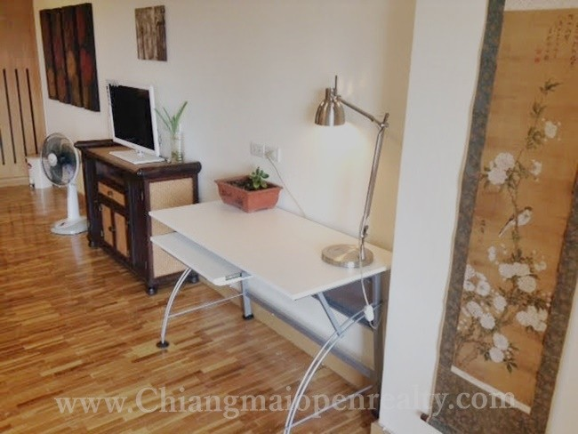 [CH1215] Studio room for rent/1 year lease only @ Hillside Condo 4