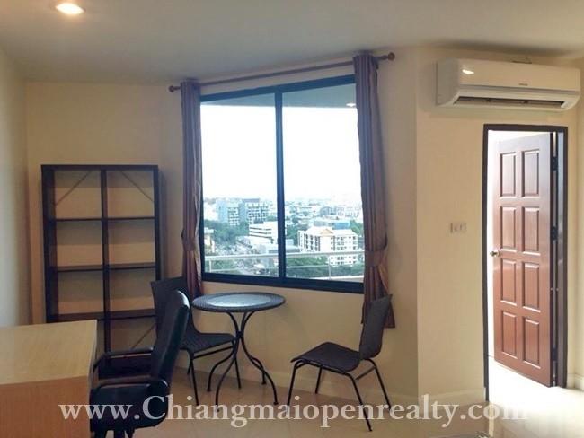 [CT1510] New decorate studio for rent @ Trio Condo. – Rented until 17 June 2018-