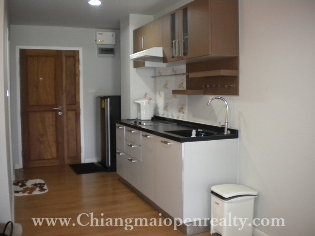 [CPR305] Studio for rent @ Punna Residence 1 – Unavailable to April 2018-