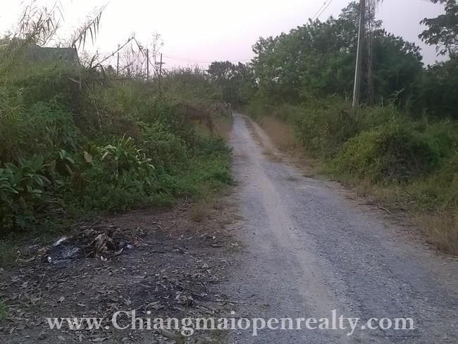 [L48] Land for sale @ Sanpatong