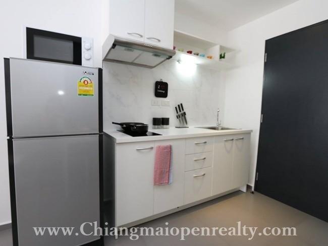 [CJC011] The newly renovate studio for rent @ JC Hill Condo
