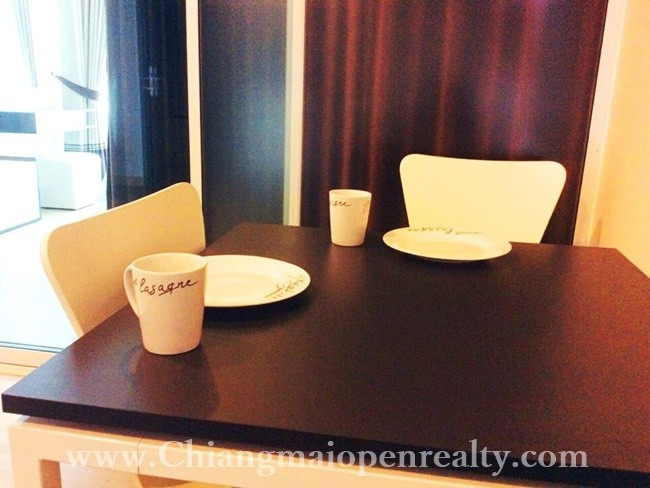 [CO405/2] Lovely and fully furnished 1 bedroom for rent @ One Plus Klong Chon 2. -unavailable-