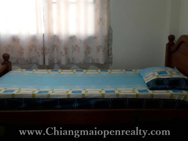 [H268] Big house for huge family for rent @ San Pa Leang. – Rented until April 2017 -