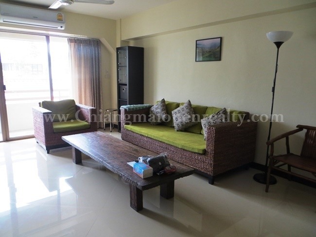 [CDP204] Fully furnished 1 bedroom for rent @ Doi Ping Mansion