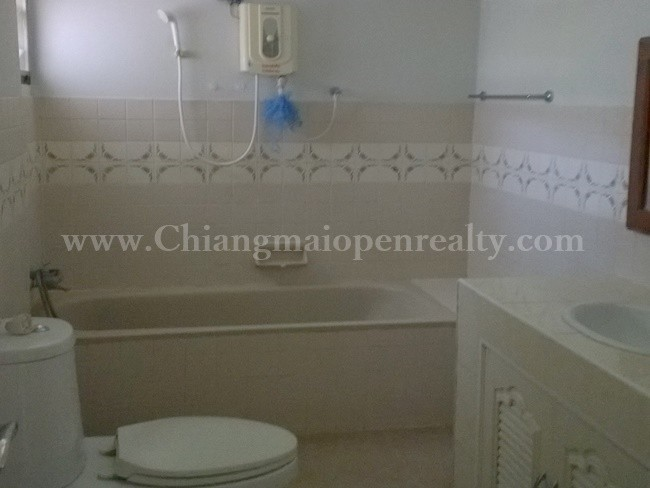 [H288] 1 storey house for rent @ Siriwattananivet. – Rented –