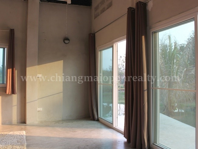 [H297] Modern style and high quality houses for sale @ Mae Sa, Mae Rim