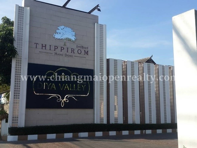[H296] House for rent or sale @ Thippirom, Hang Dong