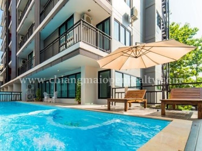 [CHK308] Nice decorate 1 bedroom for sale/rent @ Huay Kaew Palace