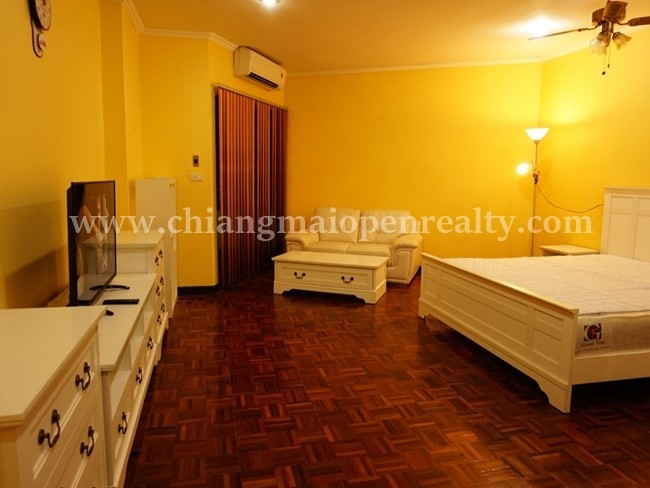 [CR143] Studio facing with Ping River and Doi Suthep view for rent & Sale @ Riverside Condo