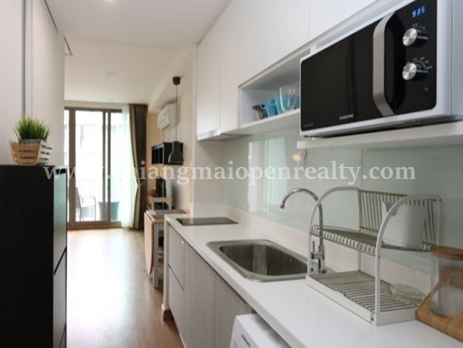 [CNC018] A fully furnished 1 bedroom for rent @ The Nimmana Condo