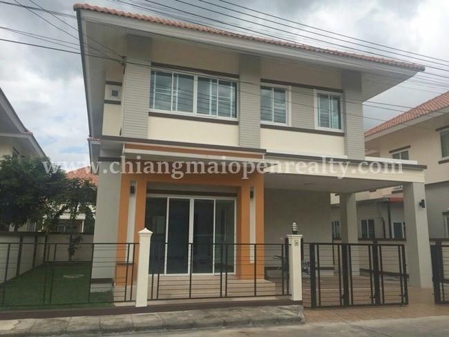 [H324] Detached house for rent @ Sansaisiri