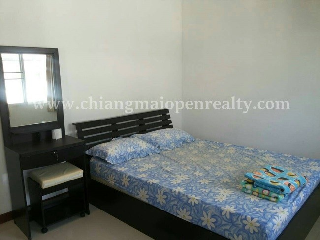 [H325] Semi detached house for rent @ Mae Hia
