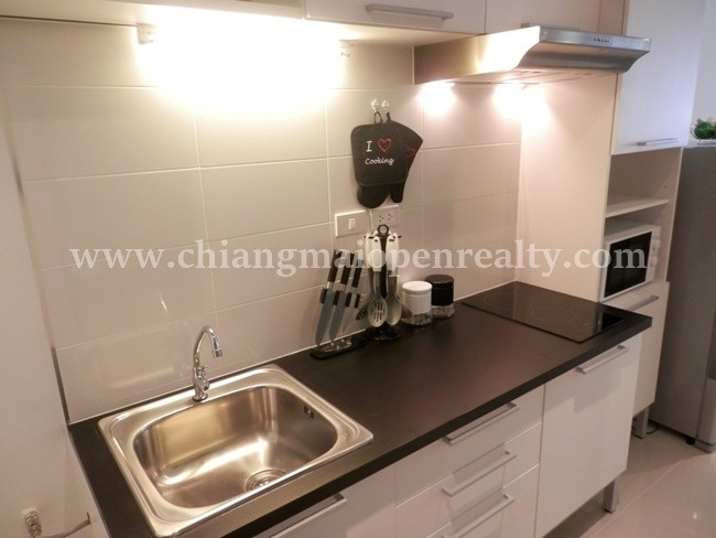 [CVP505] Stylish studio close to MAYA for rent @ Vieng Ping Condo-Unavailable-