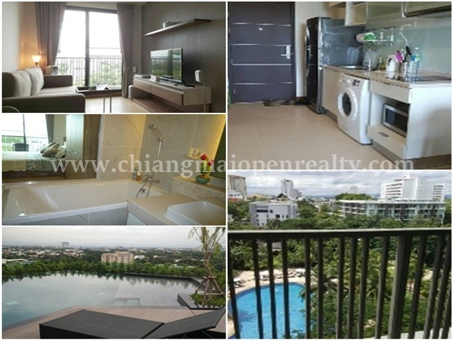 [CAT807] Newly completed one bedroom for rent @ Astra Condo