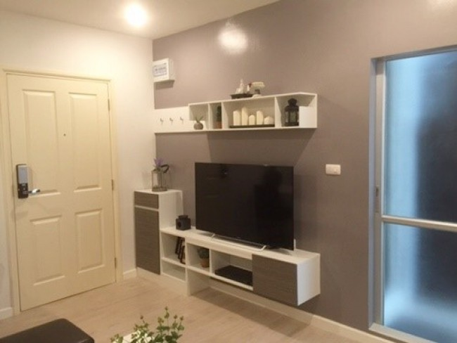 [CD05] Apartment for Rent @ D condo .Near central festival Chiangmai fully furnished