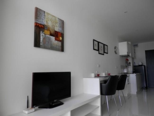 [Supanich317]Very nice studio room  @ Supanich condo