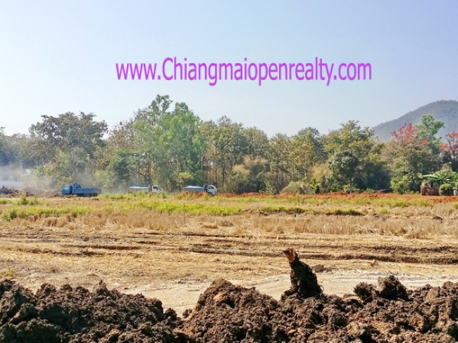 [L56] Land for Sale@ Mae On.