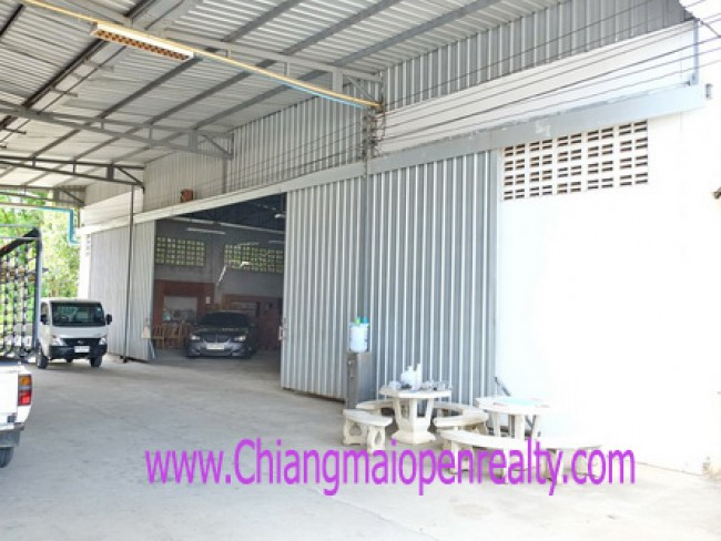 [OB014]Wood/Furniture Factory for Lease or Sale – Reduced Price