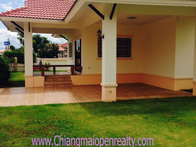 [H356] House for Rent @ Sansaisiri  -Unavailable -