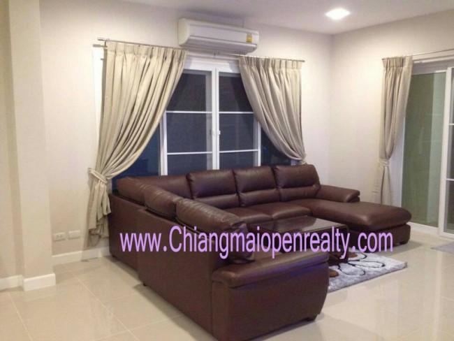[H368] House for Rent 3 bedrooms 3 bathrooms @ Grand Park Sansai.