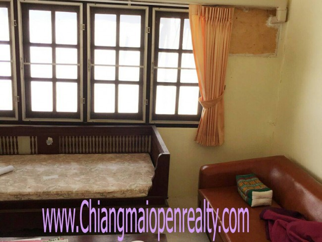 [H373] House for Rent near by old city @ 30,000 THB