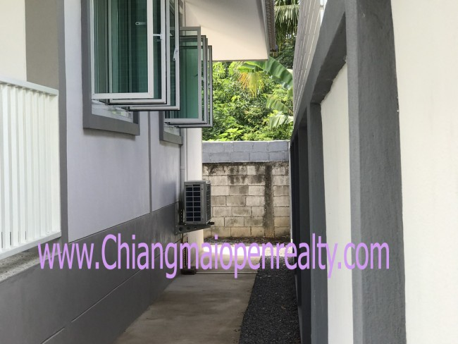 [H374] House for Rent 2 bedrooms 2 bathrooms @ Maehia Chiangmai-Unavailable Aug.2018-
