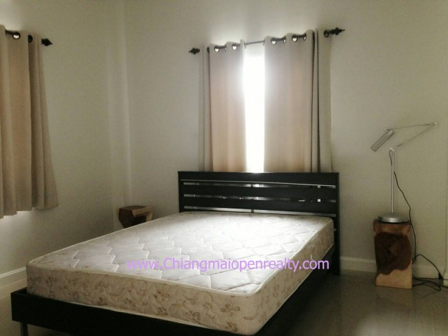 [H375] House for Rent 2 bedroom @ Hang Dong-Unavailable to Sep.2018-