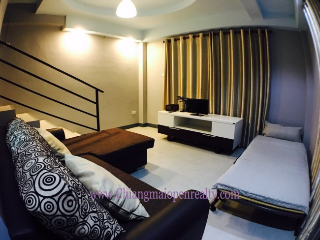 [H386] Resort style house for Rent  @ Muang Chiangmai