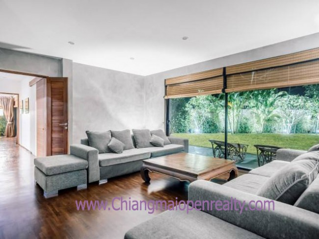 [H388] House in Saraphi for Sale. 6 Bedrooms